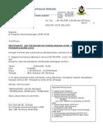 Surat Panggilan Mesyuarat 1 2018