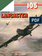 AJ-Press - Monografie Lotnicze. #105. Avro Lancaster Cz.1