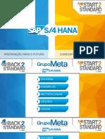 s4hana - Back2standard e Start2standardv2