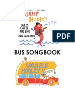 2016 Ukulele Hooley Bus Book