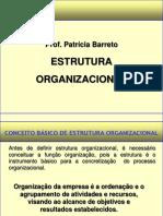 Estruturas administração