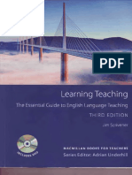 SCRIVENER_Learning Teaching 3rd Edition
