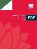 NSW ICT Strategy