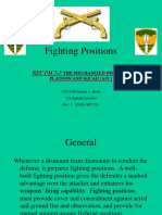 Fighting Position