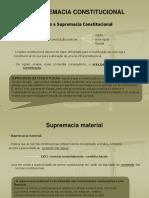 Consti. i - Sumpremacia Const. e Processo Legislativo