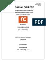 Fossil India Pvt Ltd