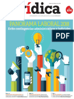 PANORAMA LABORAL 2018