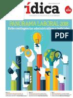 PANORAMA LABORAL 2018