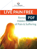 Live Pain Free Work Book 9616