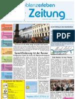 Koblenz-Erleben / KW 14 / 09.04.2010 / Die Zeitung als E-Paper