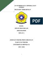 PENGOLAHAN SUMBER DAYA MINERAL DAN ENERGI ( COVER ).docx