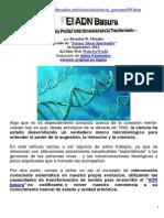 el ADN basura  nuestro portal a la transformación.pdf