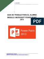 Guia Powerpoint 2013