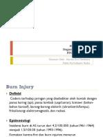 Css - Burn Injury