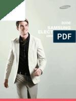 Annual Samsung) 2008