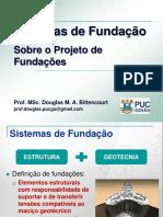 01 - Sistemas de Fundação e Projeto
