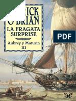 O'Brian Patrick - La fragata Surprise.epub
