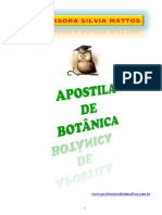 Material de Botânica Agrícola Para Ensino Técnico