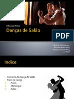 Danças de Salão - Ricardo e Rodrigo 12ºPINF