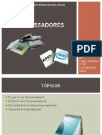 Processadores Tiago