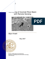 Monitoring of Incomati River Basin With Remote Sensing