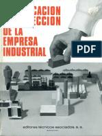 Planificación y Proyección de La Empresa Industrial - Richard Muther.