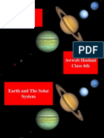 Earth and Solar System