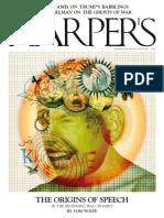 Harper 39 s Magazine - August 2016