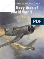Osprey - Aircraft of the Aces 075 - Royal Navy Aces of World War 2
