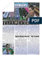 Leyte Light 2018 EVRAA Vol. 1 No. 2