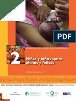 Modulo 2 Infancia Ninas y Ninos Sanos Plenos y Felices