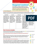 #1 Demonstrating Management Commitment 6-16