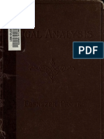 Prout, Fugal Analysis