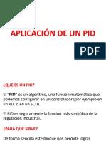Aplicaciòn p&Id