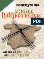 Concostrina Nieves - Menudas quijostorias.epub