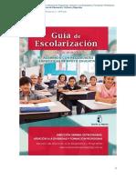 Guia de Escolarización 15-01-2018