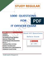 It Officer E book