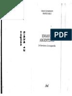 Altamirano, Carlos - El orientalismo y la idea del despotismo en el Facundo.pdf