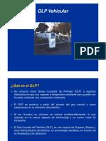 El GLP Vehicular
