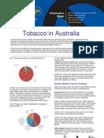 Tobacco in Australia