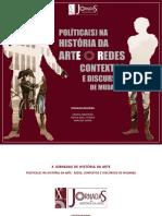 E-BOOK POLITICA-S- NA HISTORIA DA ARTE REDES- CONTEXTOS E DISCURSOS DE MUDANCA.pdf