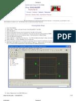 Tutorial 3 Shells, Ribs, And Datum Planes