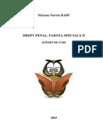 D 3202 Drept Penal.parte Speciala II