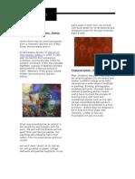 cjh Fine Art Newsletter, Issue 14