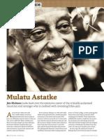 Hickson (2017) Mulatu Astatke (Songlines)