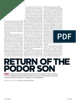 Kane (2009) Return of the Podor Son - Baaba Maal (Songlines)