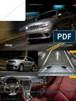 Jeep Grand Cherokee Trackhawk Reveal Brochure 2018