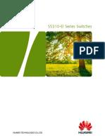 S5310-EI Series Switches
