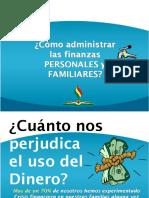Administracion de Las Finanzas Personales y Familiares. Parte 1. OFICIAL IBRD