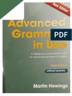 Grammar Advance in Use